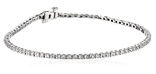 18k-Gold-Diamond-4-prong-Tennis-Bracelet-10-cttw-H-I-Color-SI2-I1-Clarity-8