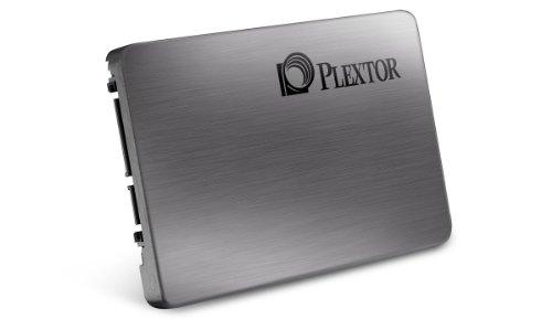 Plextor PX-256M5S interne SSD-Festplatte 256GB (6,4 cm (2,5 Zoll), SATA III) silber
