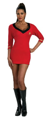 Star Trek Women's Secret Wishes Sexy Uhura Costume