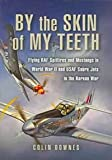 Image of By the Skin of my Teeth: The Memoirs of an RAF Mustang Pilot in World War II and of Flying Sabres with USAF in Korea