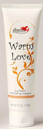 Warm Love Pumpkin Exfoliating Treatment Mask
