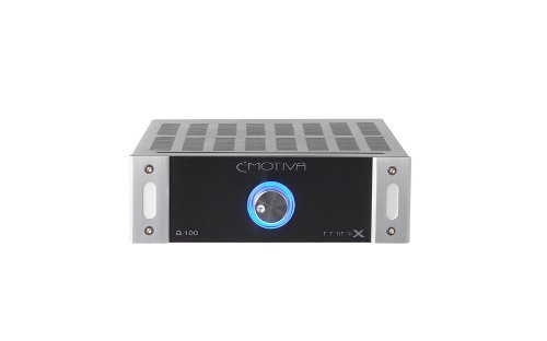 Emotiva Mini-x a-100 Stereo Flex Amplifier