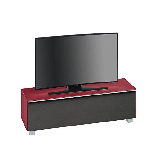 maja-muebles-de-tv-tarjeta-sonido-tarjeta-sonido-concept-cuerpo-cristal-color-rojo-mate-tela-acustic