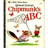 img - for Chipmunk's ABC book / textbook / text book