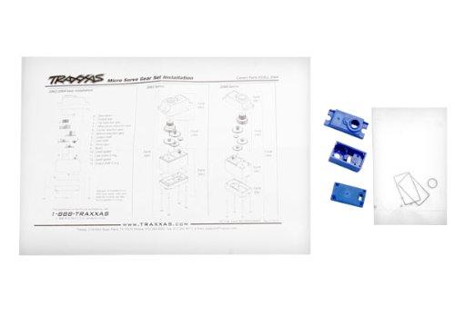 Traxxas 2063 Servo Case/Gaskets E-Maxx - 1