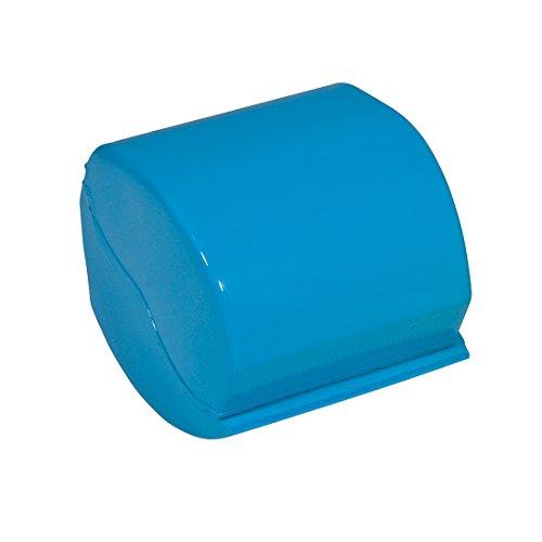 Francis 190.904 Housing carta igienica blu rotoli 135 G 135 x 115 x 125 mm