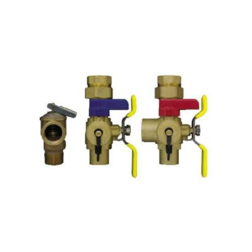 Webstone 44443PR 3/4-Inch IPS Isolator EXP E2 Tankless Water Heater Service Valve Kit (Direct Exp compare prices)