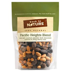 Back To Nature Pacific Heights Blend Trail Mix, 10.5-Ounce Bags (Pack of 3)
