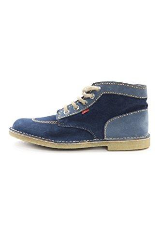 Kickers Suede Mid Shoes mod. Original-M Color Avion/Jeans EU42