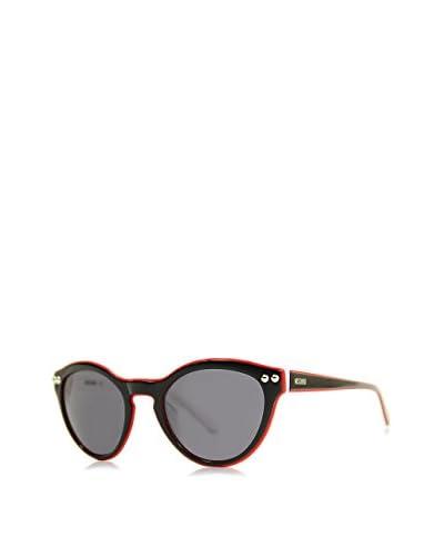 Moschino Occhiali da sole 72405-SA (52 mm) Nero/Rosso