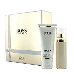 Hugo Boss Boss Jour Coffret: EDP Spray 50ml/1.6oz + Body Lotion 100ml/3.3oz 2pcs