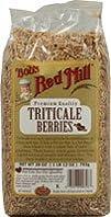 Triticale Berries 28 oz 793 g