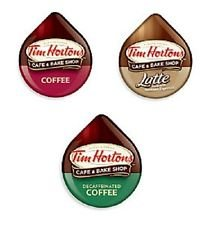 Sale alerts for Tim Hortons Tim Hortons TASSIMO set of Coffee, Decaf, and Latte packs (36-Count Total) - Covvet