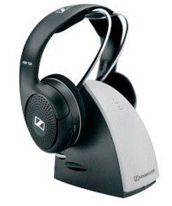 Sennheiser Rs120 On-Ear Wireless Rf Headphones