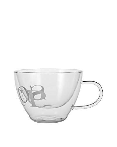 Lene Bjerre Agnes Double-Walled Mug, Clear