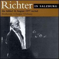 Richter In Salzburg: The Fabled 26 August 1977 Recital