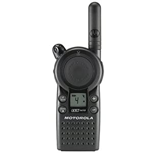 Motorola CLS1410 2-Way Radio by Axcess Techology