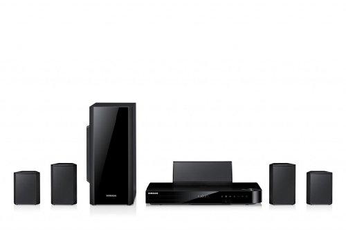 Samsung HT-F5500 5.1 Blu-ray Heimkinoanlage (1000 Watt, FM-/RDS-Tuner, HDMI-CEC, ARC)