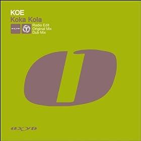 koka kola radio edit koe from the album koka kola april 19 2011 format