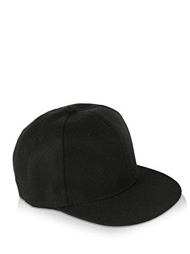 ddd19f3a932 Huntsman Era Black Plain Original Branded Baseball caps for Men ...