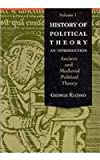 img - for History of Political Theory: An Introduction, Volume 1 (Ancient and Medieval Political Theory) book / textbook / text book