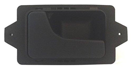 DELPA CL4725 - Left LH Inside Interior Inner Door Handle Black Fits: BMW 3 5 6 7 Series E12 E23 E24 E28 E30 E32 E34 E36 E38 E39 E46 E60 E61 E63 E64 E65 E66 F01 F02 (E30 Door Handle Left compare prices)