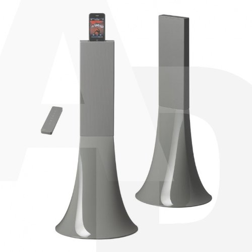 Parrot Zikmu by Philippe Starck pearl-grey