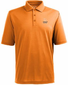 Oregon State Pique Xtra Lite Polo Shirt (Team Color) - XXX-Large by Antigua