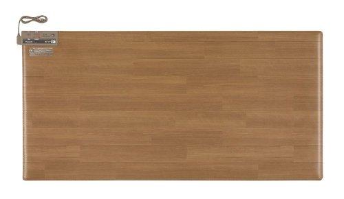 Panasonic かんたん床暖 ヒーター一体型 1畳相当 木目ブラウン色 DC-1V3-MT