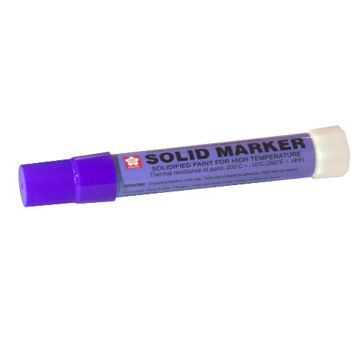 Sakura Purple Solid Marker