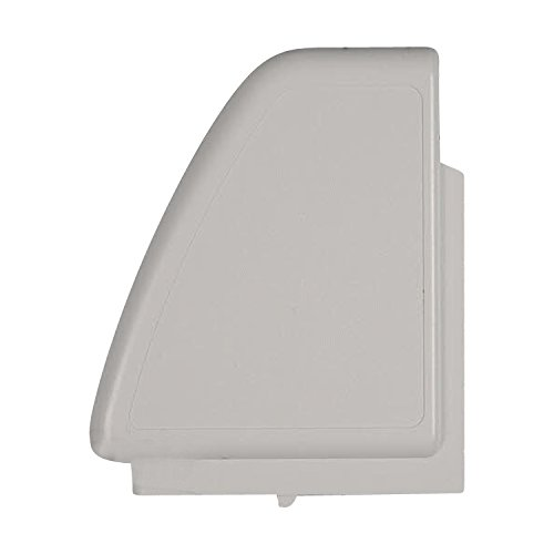 504008WP Speed Queen Washer Dryer Combo Panel,end-Rh White