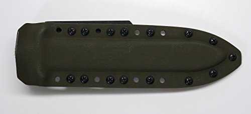 Coyote/Olive Drab Reversible Kydex Sheath For Gerber Mark Ii (Mark 2) Knife