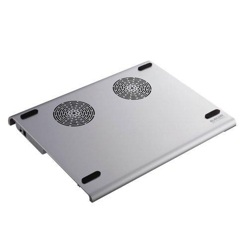 ELECOM ノートパソコン用冷却台 冷え冷えクーラー SX-CL06SV