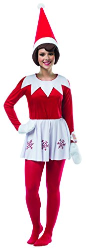 Rasta Imposta Women's Elf On A Shelf Female