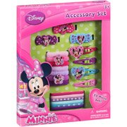 Disney Minnie Mouse Accessory Set, 20 pieces!