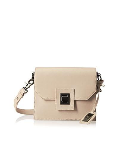 Badgley Mischka Women's Jean Cross-Body Bag, Latte