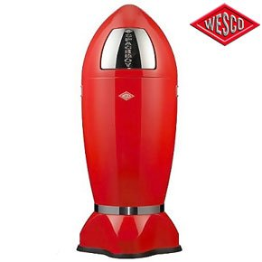 Wesco Spaceboy XL Red Bin