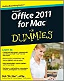 Office 2011 for Mac For Dummies Publisher: For Dummies