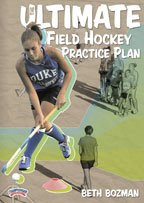 Beth Bozman: The Ultimate Field Hockey Practice Plan (DVD) by Championship Productions