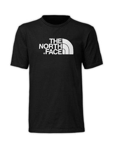 The North Face Mens Short Sleeve Half Dome Tee Tnf Black/Tnf White Size Medium