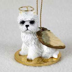 Christmas Ornament: West Highland Terrier