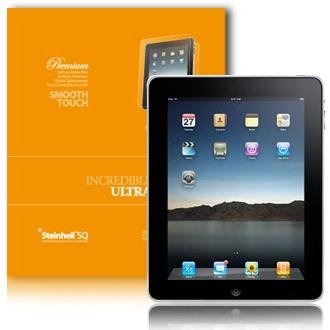 SGP Incredible Shield iPad 3G/Wifi Screen & Body Protector Set [Ultra Matte]