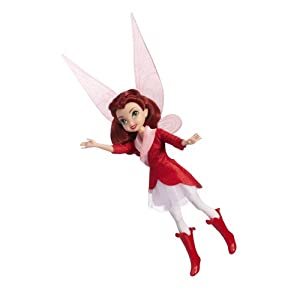 Disney Fairies Secret of The Wings Fashion Doll - Rosetta