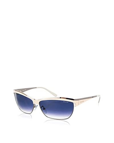 Police Gafas de Sol S8764-0S31 (52 mm) Plateado