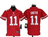 Kids NFL San Francisco 49ers Alex Smith Authentic Limited Jersey