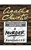 Agatha Christie [A Murder is Announced] [by: Agatha Christie]