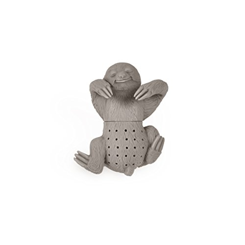 Fred and Friends SLOW BREW Silicone Sloth Tea Infuser