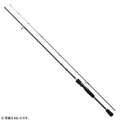 ダイワ(Daiwa) アジングロッド スピニング アジング X 68l-s 釣り竿