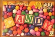 Candy! Bonbons! 300 Piece Jigsaw Puzzle