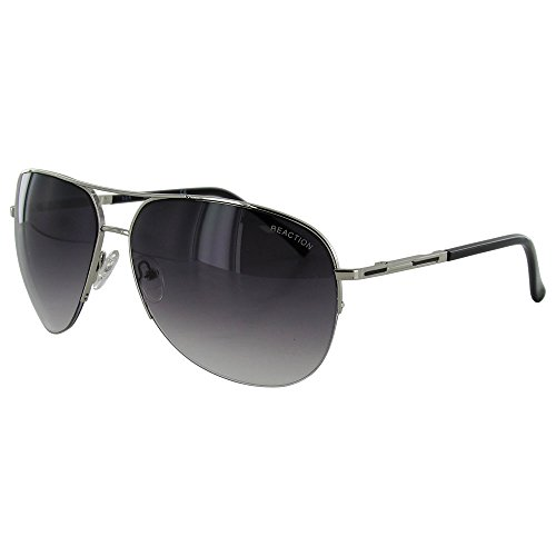 kenneth-cole-reaction-half-rimless-aviator-sunglasses-silver-smoke-gradient